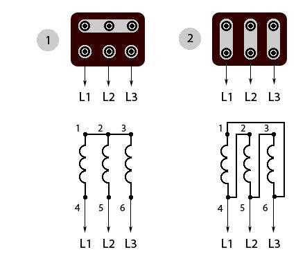 цепей управления магнитных
