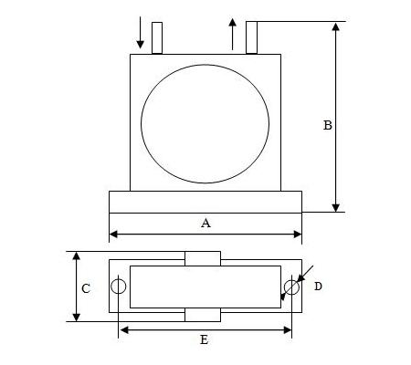 чертеж пневматический вибратор.jpg